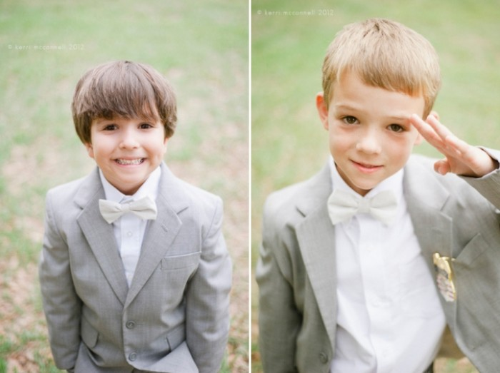 05-Event_Design_Outdoor_Wedding_Ringbearer_Grey_Tuxedo