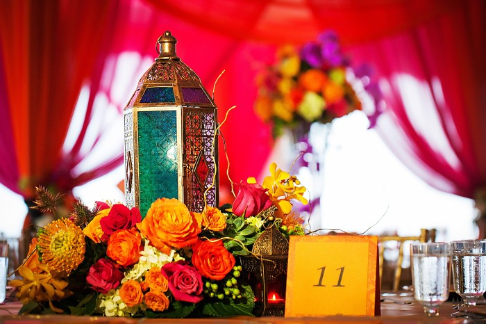 Event Design, Ringling Ca D'Zan, Indian Wedding