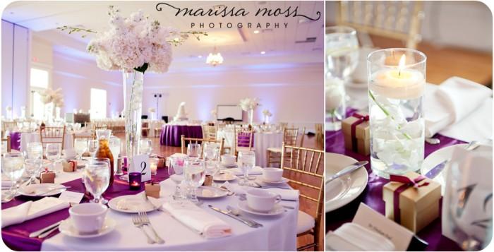 Event_Design_Tampa_Wedding_Planner_Purple_Reception_Centerpiece_The_Regent