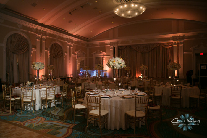 Event Design Carrie Wildes Vinoy Wedding