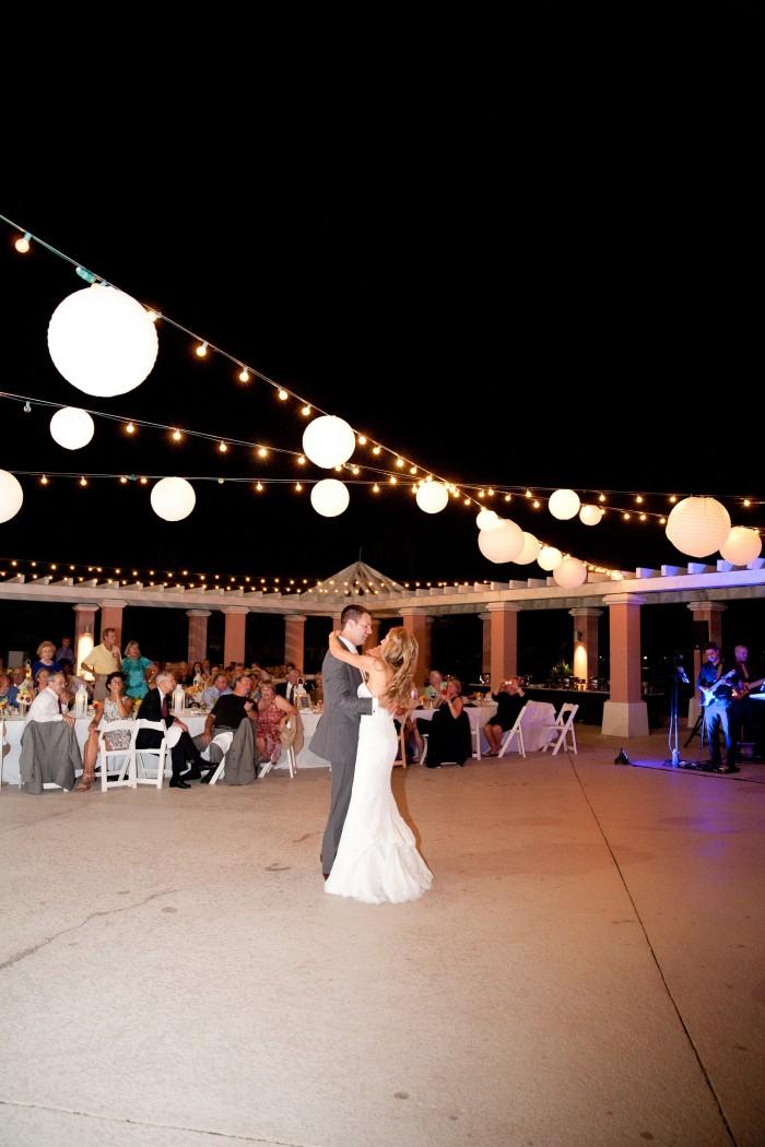 Event Design Kenzie Shores Vinoy Wedding Yellow and White 10