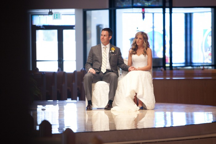 Event Design Kenzie Shores Vinoy Wedding Yellow and White 3a1