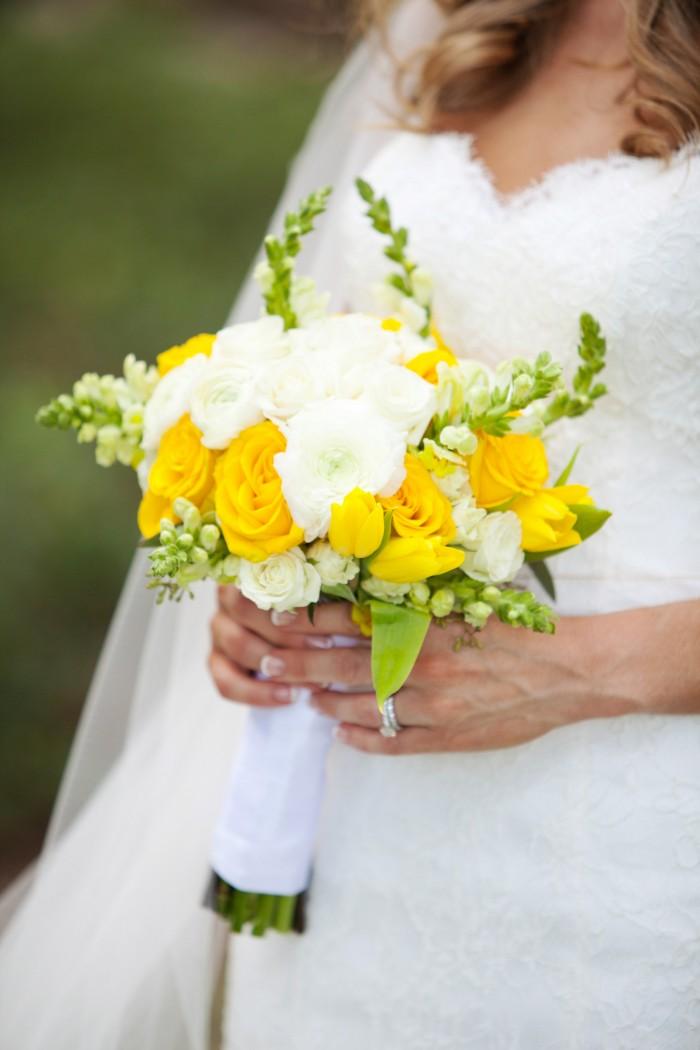 Event Design Kenzie Shores Vinoy Wedding Yellow and White 7
